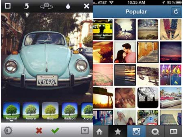 La aplicacion Instagram llegara a Android.