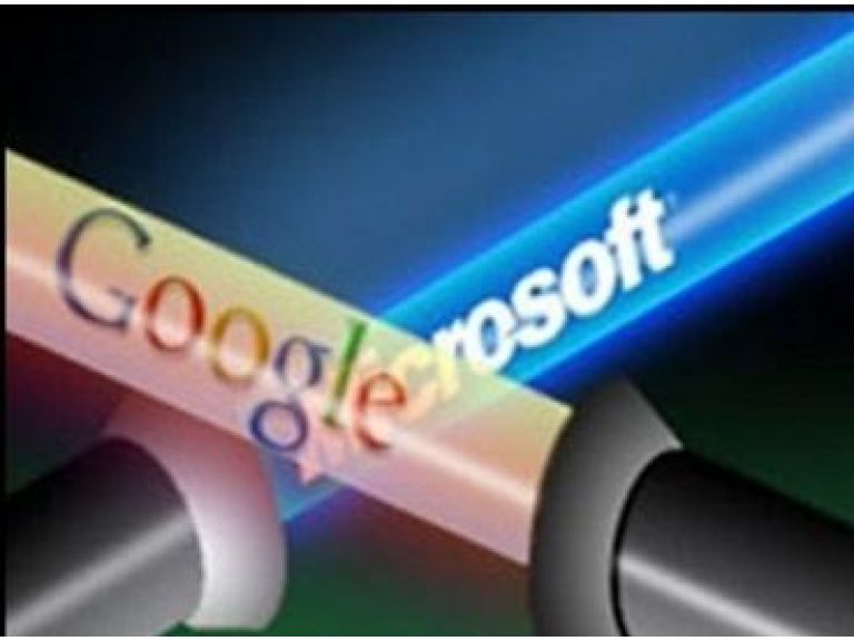 Google y Microsoft pelean en América Latina por la oficina en la nube.