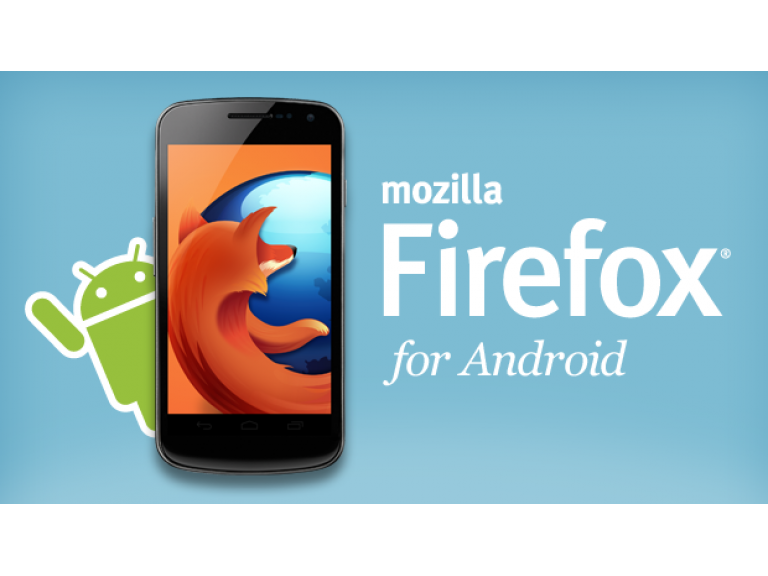 Firefox, con nueva versión para Android.