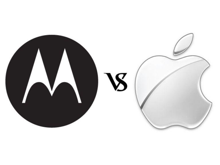 Google y Motorola buscan frenar ventas de Apple en los EEUU.