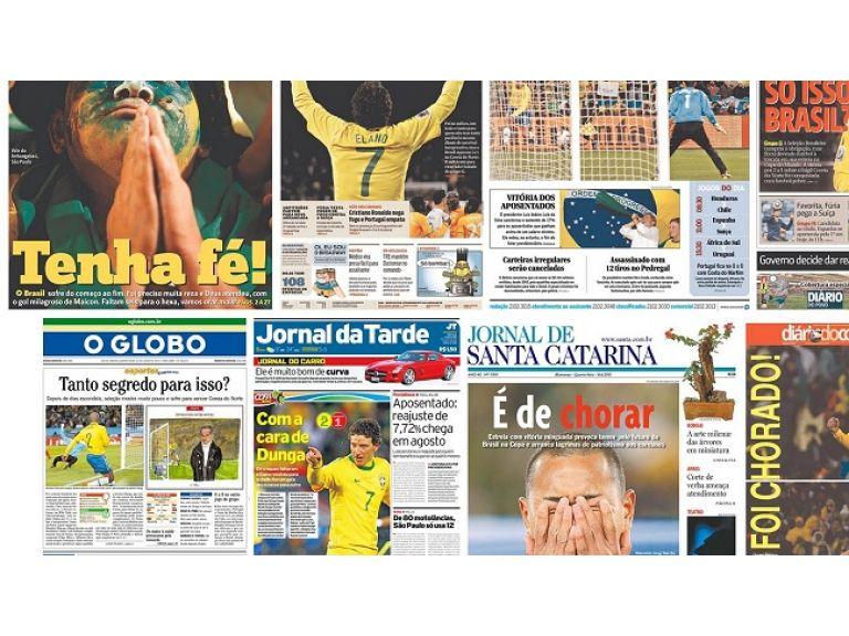 Periódicos brasileños abandonan Google Noticias.