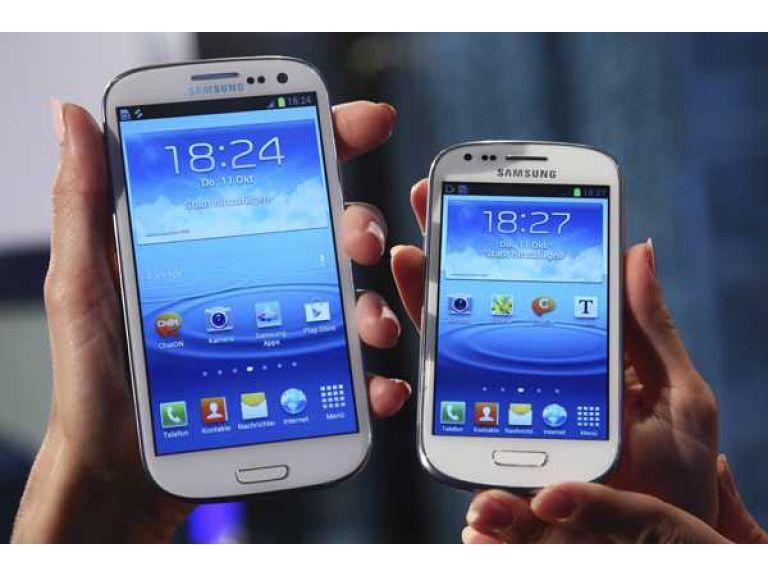 Samsung vendió 30 millones de celulares Galaxy S3 en cinco meses