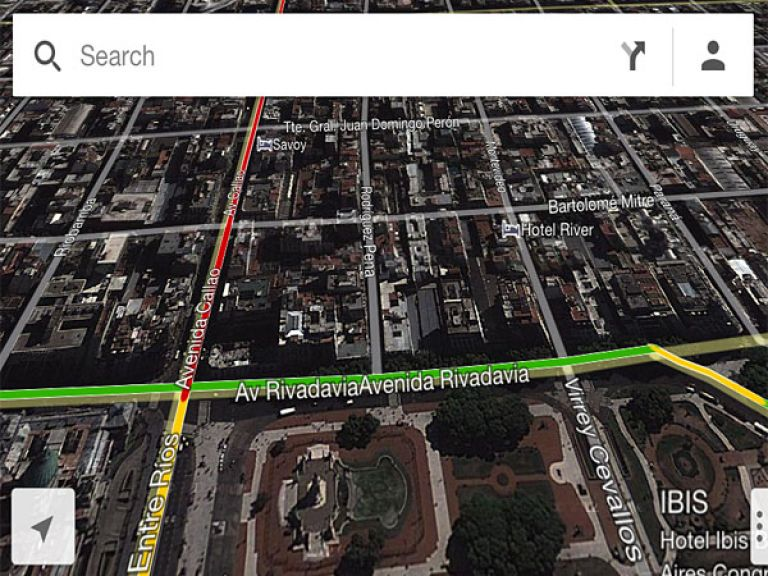 Google Maps volvió al iPhone
