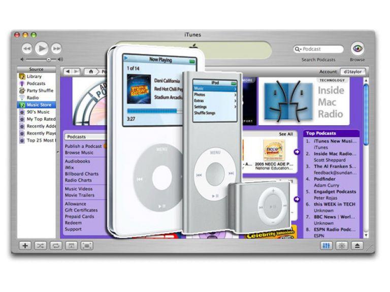 ¿Un único pago para acceder a todo el catálogo de iTunes