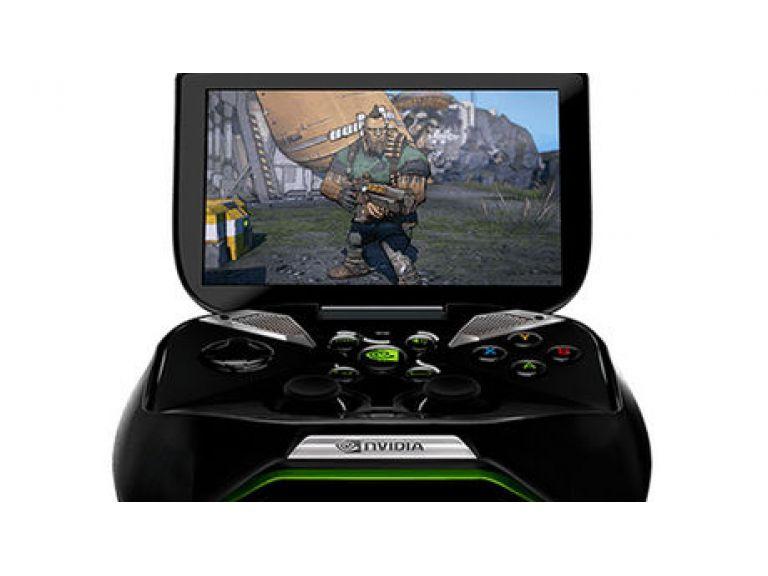 Nvidia presentó su propia consola portátil