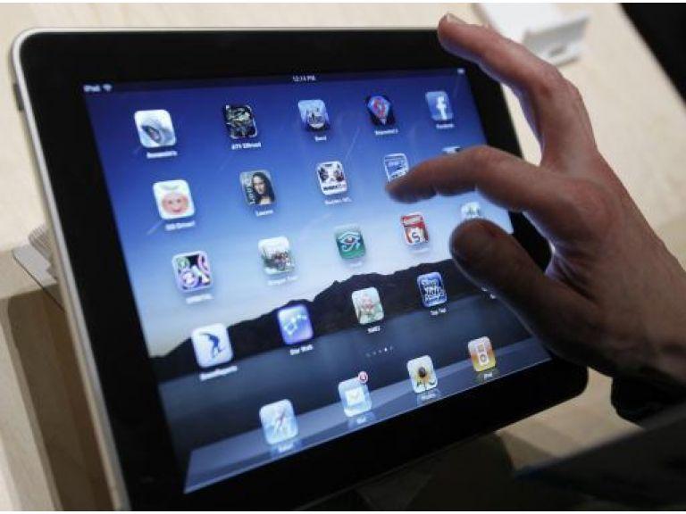 Maniobra de iPad en el mercado: descarga gratuita de 30.000 libros digitales.