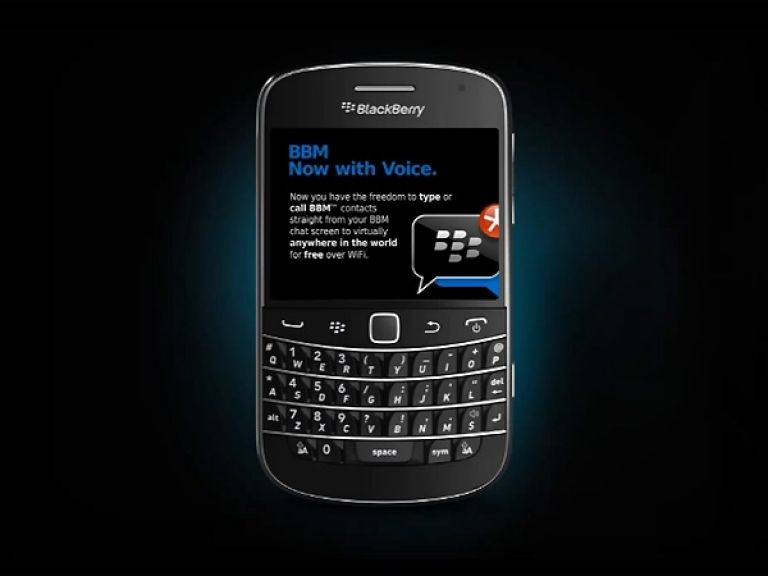 BlackBerry amplía equipos compatibles con chat de voz vía Wi-Fi
