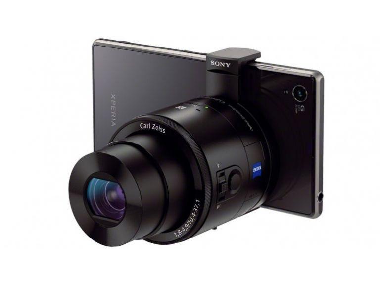 Novedosos lentes externos para las cámaras de los smartphones