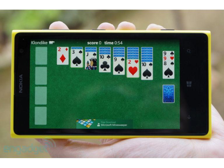 Los usuarios de Windows Phone 8 ahora podrán disfrutar de juegos de oficina