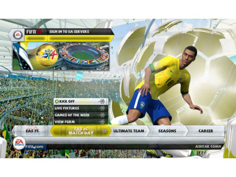 2014 FIFA World Cup el nuevo videojuego del mundial
