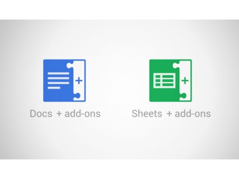 Para sus documentos y planillas online Google lanza add-ons