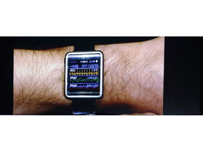 Samsung presenta Simband