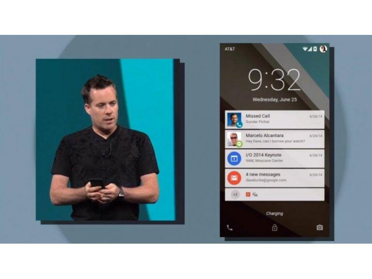 Próxima versión de Android, con un diseño renovado