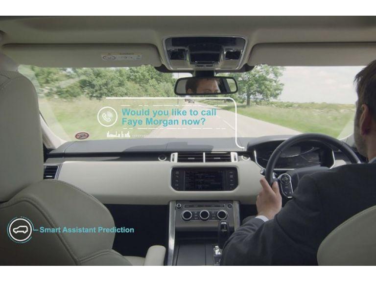 Land Rover tiene un sistema predictivo con inteligencia artificial