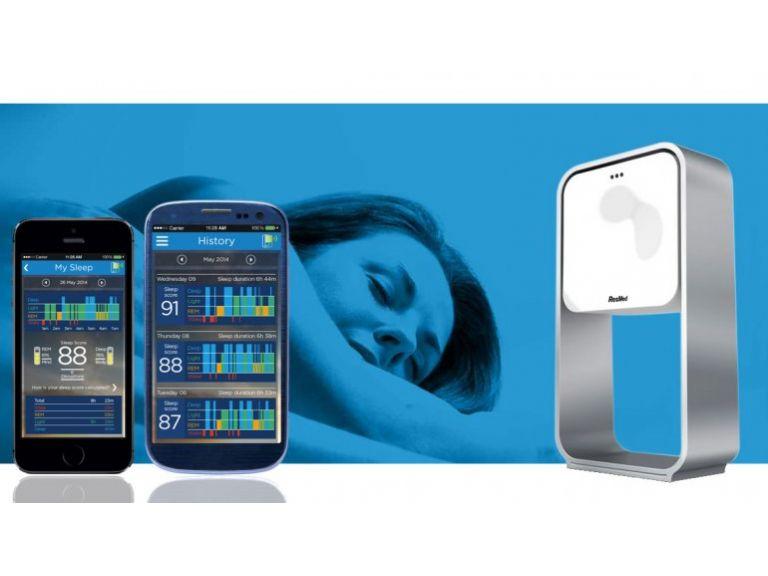 Un dispositivo para medir la calidad de sueño