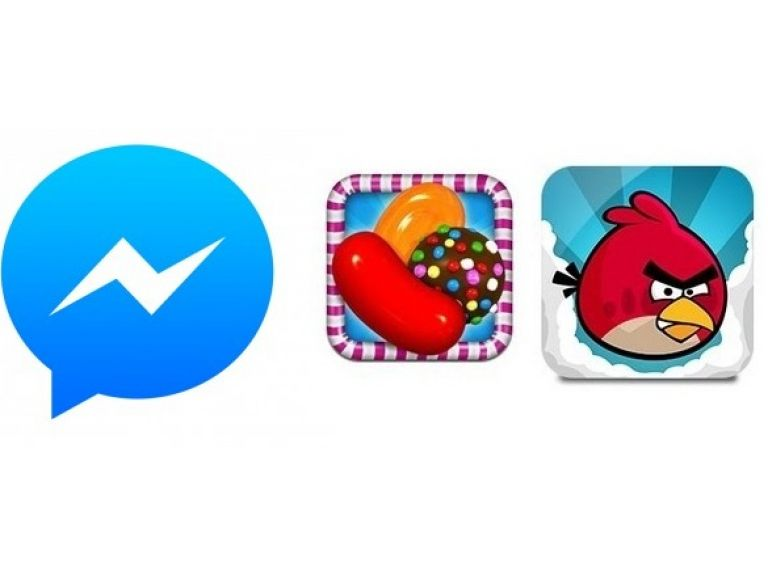 Facebook integraría juegos en Messenger