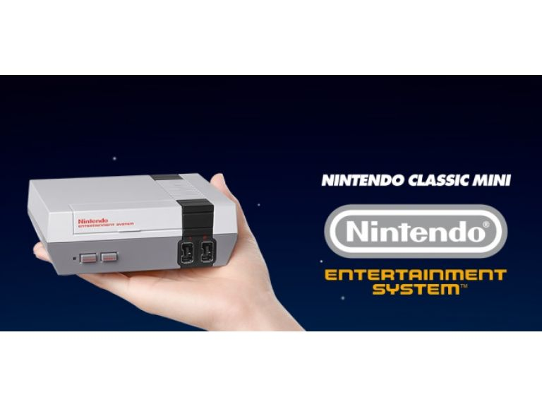 Nintendo lanza una nueva mini NES con juegos preistalados
