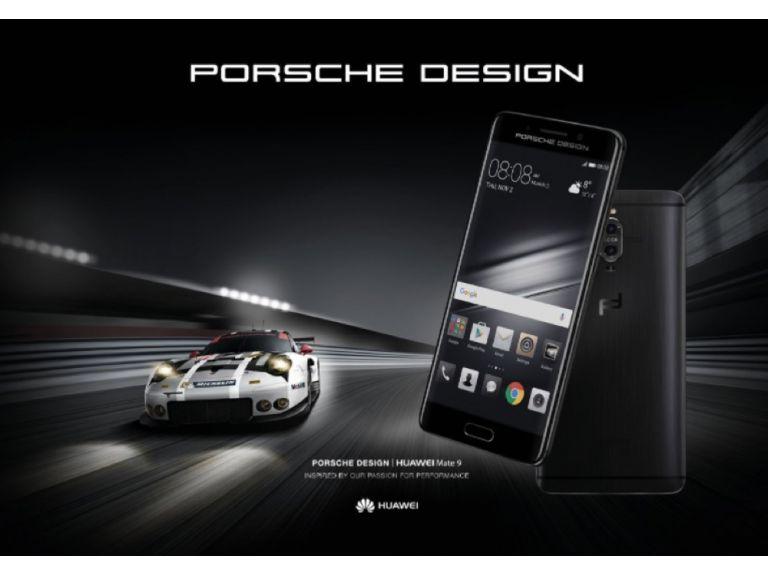Ya puedes reservar tu Huawei Mate 9 Porsche Design