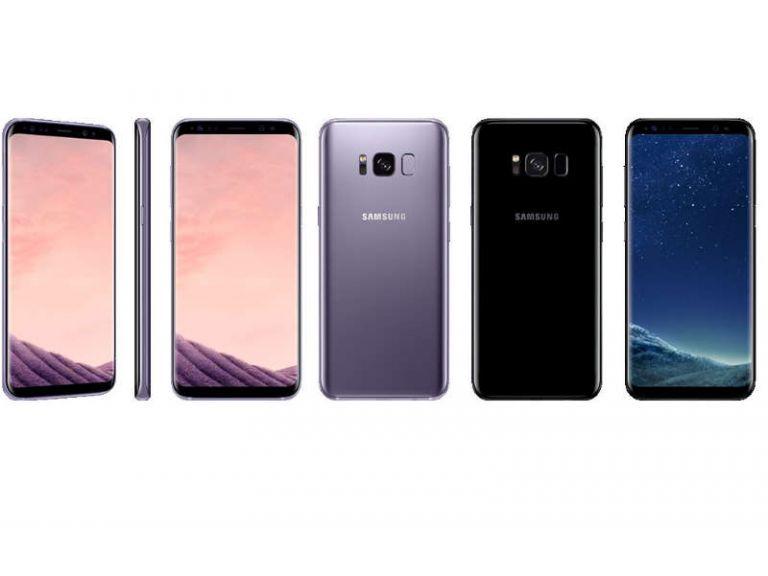 Samsung anuncia el Galaxy S8 y S8+