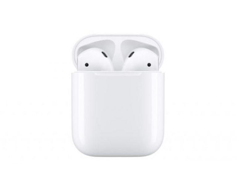 Apple patenta un estuche de AirPods que carga varias cosas a la vez