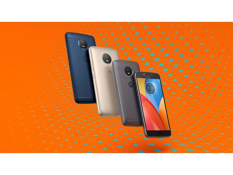 Motorola anuncia el Moto E4 y E4 Plus