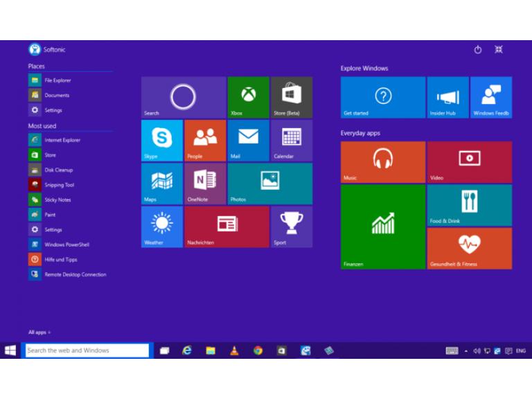 La búsqueda web de Windows 10 ahora es realmente útil