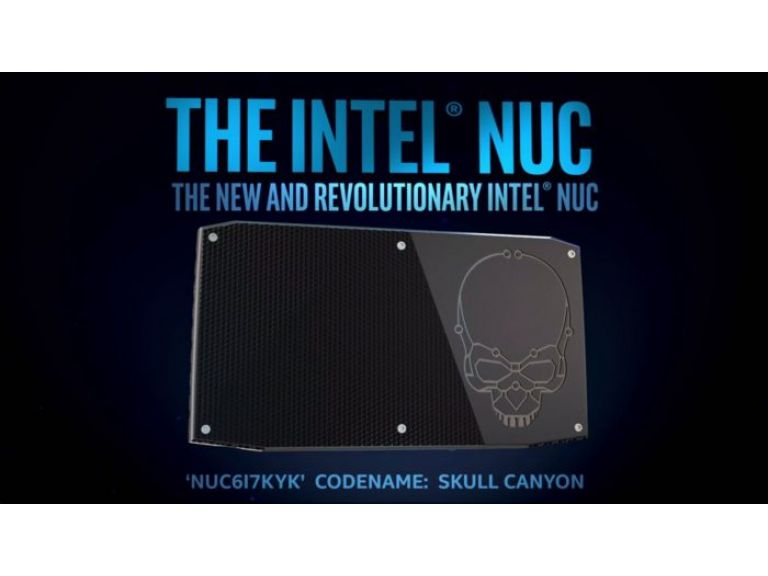 Intel actualizará a Coffee Lake su linea NUC de poderosas mini PCs
