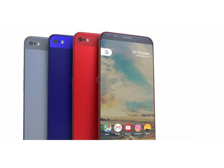 Google lanzaría tres versiones de Pixel en 2018