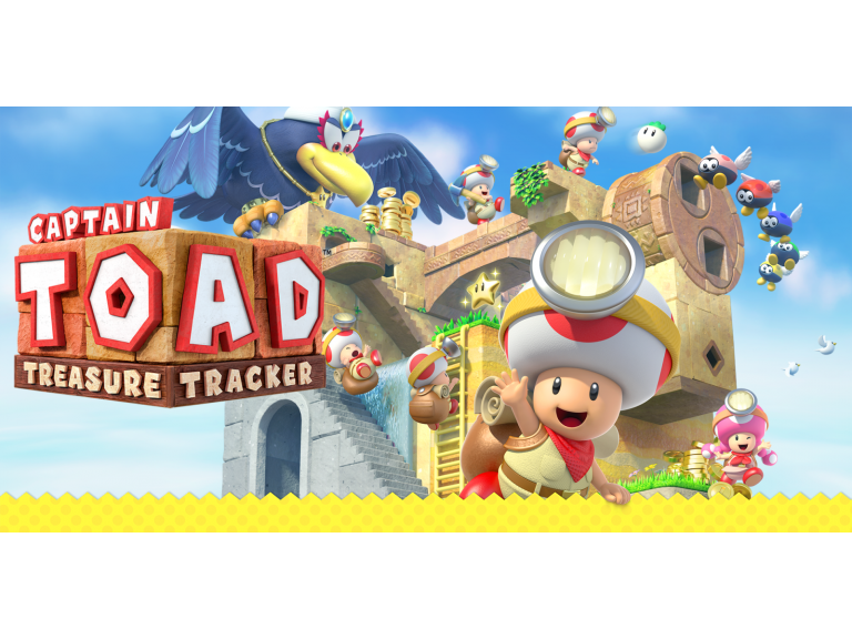 Captain Toad Treasure Tracker: Con el sello de calidad de Nintendo