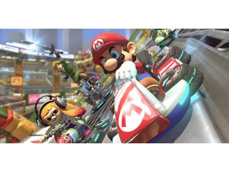 Nintendo y Mattel anuncian línea Hot Wheels de Mario Kart