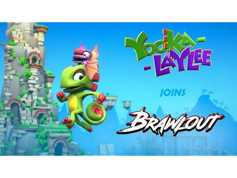 Brawlout, el clon de Super Smash Bros, también se lanzará en PlayStation 4