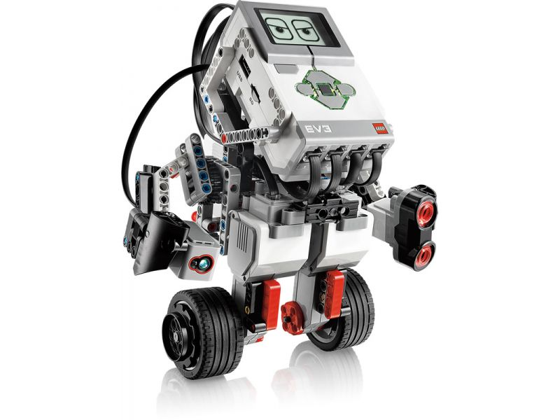 Lego con una nueva versi�n: Review LEGO Mindstorms EV3