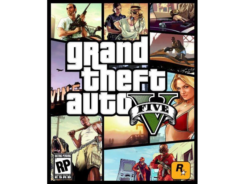 Grand Theft Auto V llega a PlayStation 4 y a Xbox One