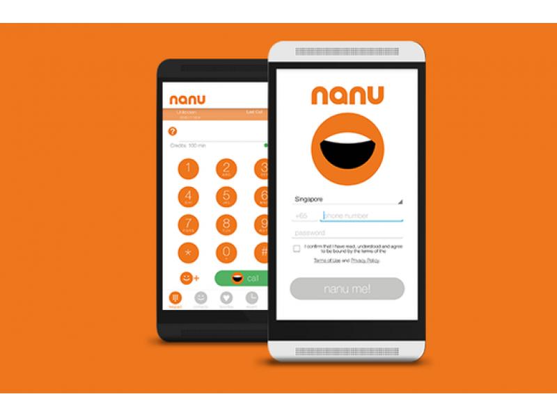 Con Nanu  llamadas gratuitas a tel�fonos m�viles y fijos