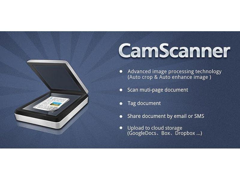 Convierte tu smartphone en esc�ner, con CamScanner