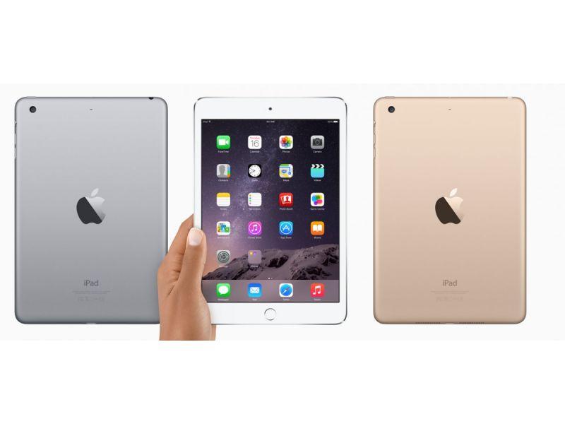 Los nuevos iPad Air 2 y iPad Mini 3 de Apple