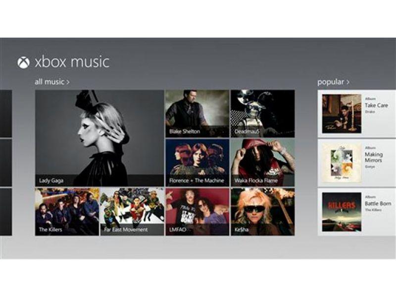 La versi�n gratuita de Xbox Music ser� eliminada