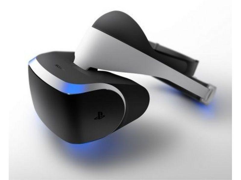 En el 2016 llegar� el casco de realidad virtual de Playstation 4