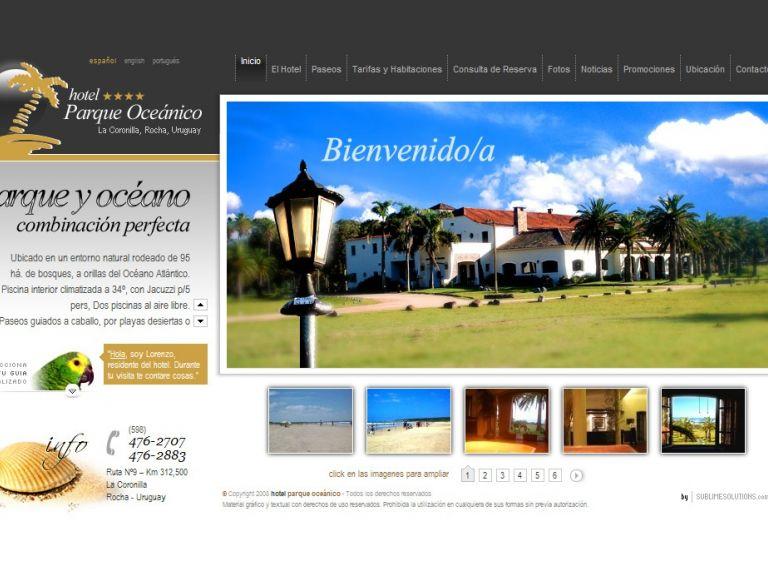 Hotel Parque Oceánico