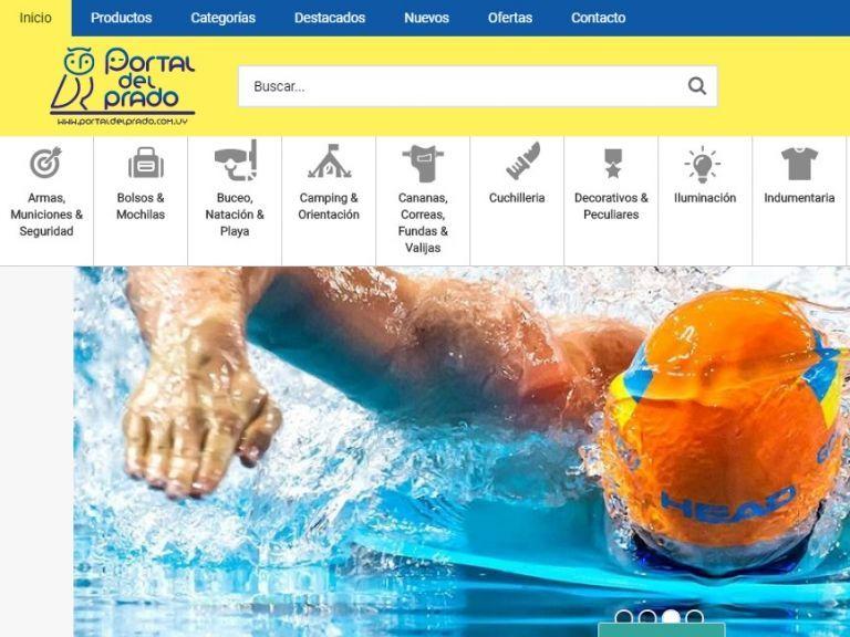 Indumentaria, Natación, Buceo, Náutica, Caza, Camping, Pesca, Seguridad Personal, Iluminación. - Portal del Prado
