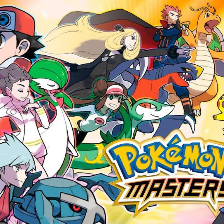 Pokémon Masters ya está disponible para iPhone y Android