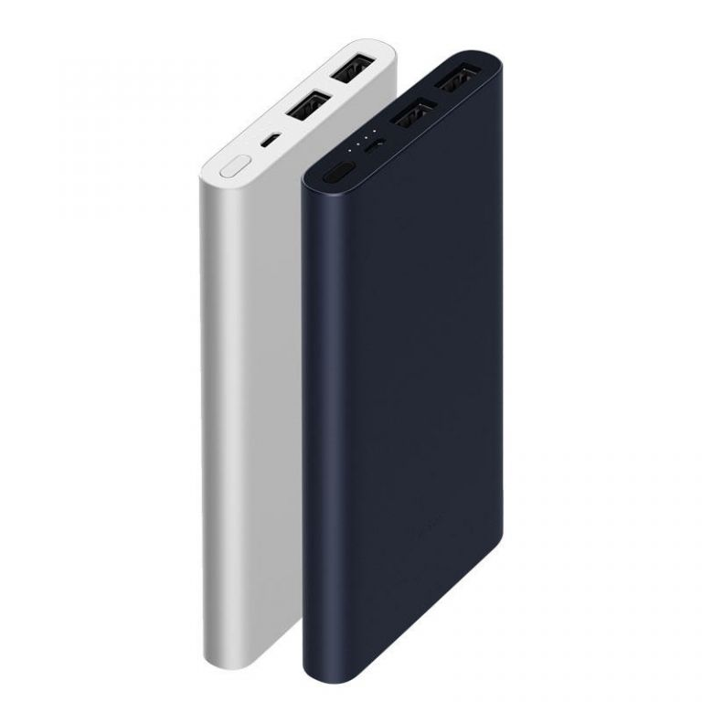 Xiaomi lanza económico Power Bank capaz de cargar hasta 10 veces un iPhone