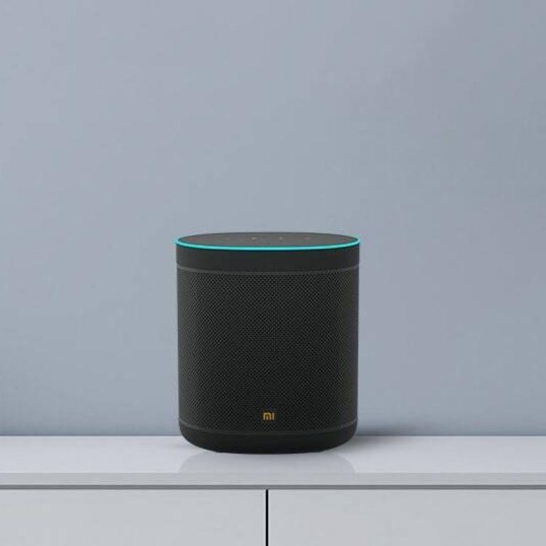 Xiaomi anuncia un parlante inteligente con Google Assistant que se ve increíble