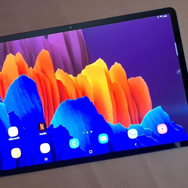 Review de la Samsung Galaxy Tab S7+: apostando todo a DeX
