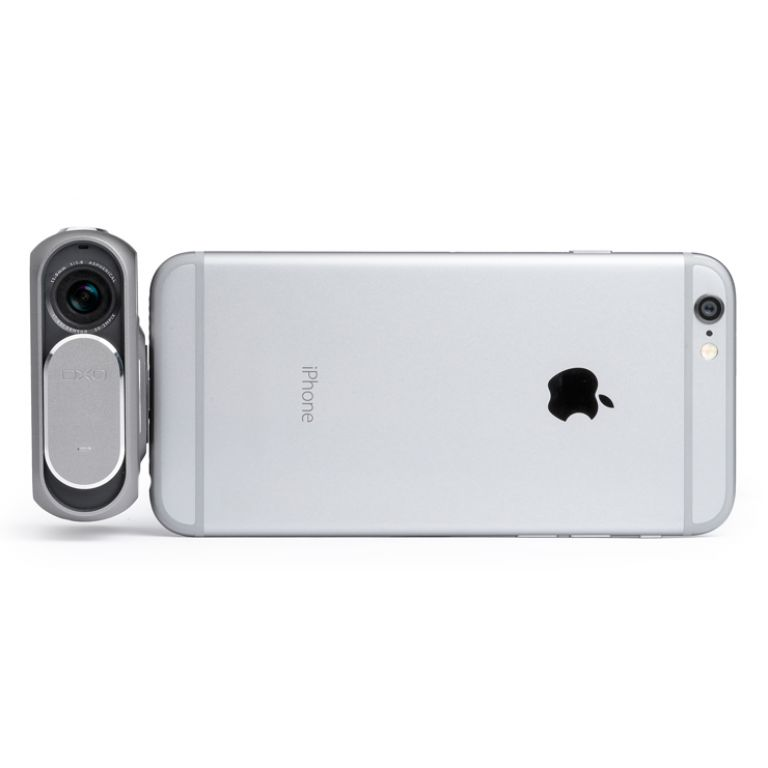 DxO convierte tu iPhone en una DSLR