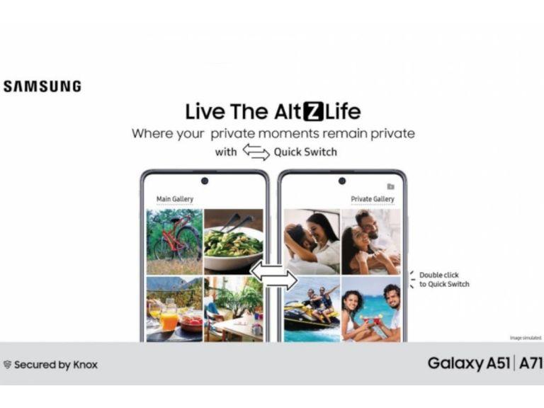 Samsung: algunos equipos de Galaxy tendrán el mejor Modo Privado de todos