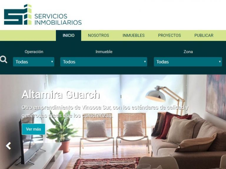 SI Servicios Inmobiliarios